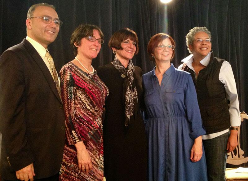 Jim Martinez, Carrie Loman, Lois Holzman, Kim Svoboda, Pam Lewis